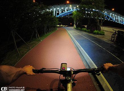 PR900夜骑